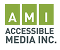Accessible Media Inc logo